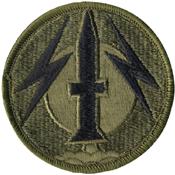 56Th Field Artillery Brigade Patch