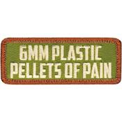 Pellets Of Pain Morale Patch