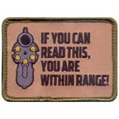 If You Can Read This Morale Patch