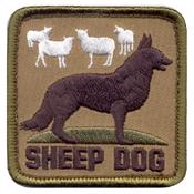 Sheep Dog Morale Patch
