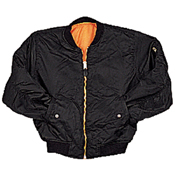 Kids MA-1 Marine Bulldogs Flight Jacket