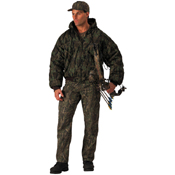 Mens Insulated Hooded Jacket