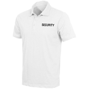 Mens Law Enforcement Printed Security Polo T-Shirt