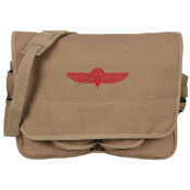 Canvas Israeli Paratrooper Bag