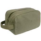 Canvas Travel Kit Bag