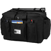Black Police Equipment Bag
