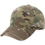 Multicam Low Profile Cap