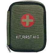 Military Zipper First Aid Kit