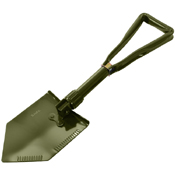 Deluxe Tri-Fold without Cover Shovel