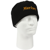 Marines Military Embroidered Polar Fleece Watch Caps