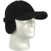 Polar Low Profile Cap with Earflaps
