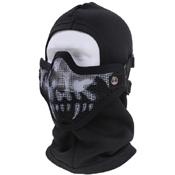 Bravo Tac Gear Strike Steel Skull Half Face Mask