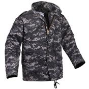 Men's M-65 Camo Field Jacket