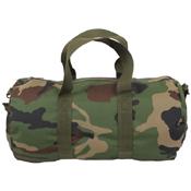 19 Inch Woodland Camo Shoulder Bag