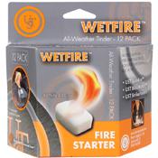 Wetfire Fire Starting Tinder - 12 Pack