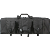 36 Inch Black Tactical Rifle Case