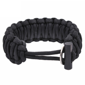 Paracord Bracelet with Fire Starter