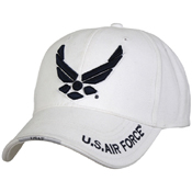 Deluxe U.S. Air Force Wing Low Profile Insignia Cap