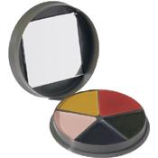 G.I. Type 5 Color Camo Face Paint Compact