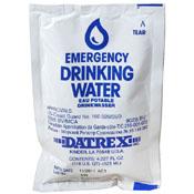 Datrex Emergency Water (64-Case)