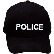 Police Supreme Low Profile Insignia Cap