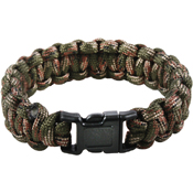 Multi-Colored Paracord Bracelet