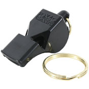 Classic Safety Whistle - Black
