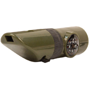 6-In-1 LED Survival Whistle Kit