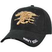Navy Seal Deluxe Low Profile Insignia Cap