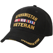 Deluxe Low Profile Afghanistan Vet Cap