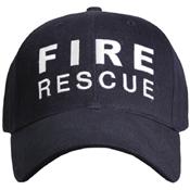 Fire Rescue Supreme Low Profile Insignia Cap