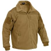 Mens Spec Ops Tactical Fleece Jacket