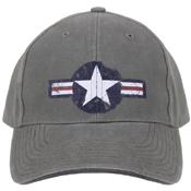 Vintage Air Corps Logo Low Profile Cap