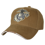 Ultra Force Deluxe Globe & Anchor Low Profile Cap