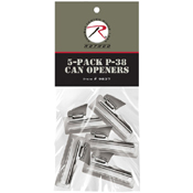 G.I. Type 5-Pack P38 Can Openers
