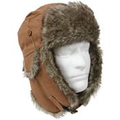 Canvas Fur Flyers Hat