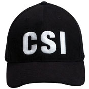 CSI Supreme Low Profile Insignia Cap