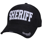 Sheriff Deluxe Low Profile Cap