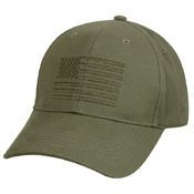 U.S. Flag Low Profile Cap