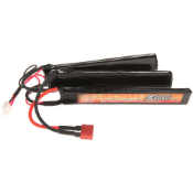 1300mAh 11.1V LiPO Butterfly Battery