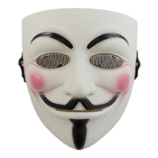V for Vendetta Airsoft Mask